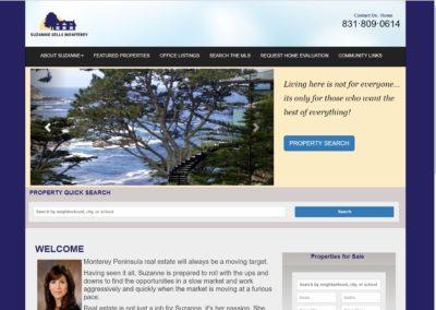 Suzanne Sells Monterey