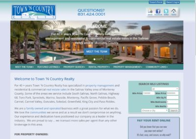 Town 'N Country Realty