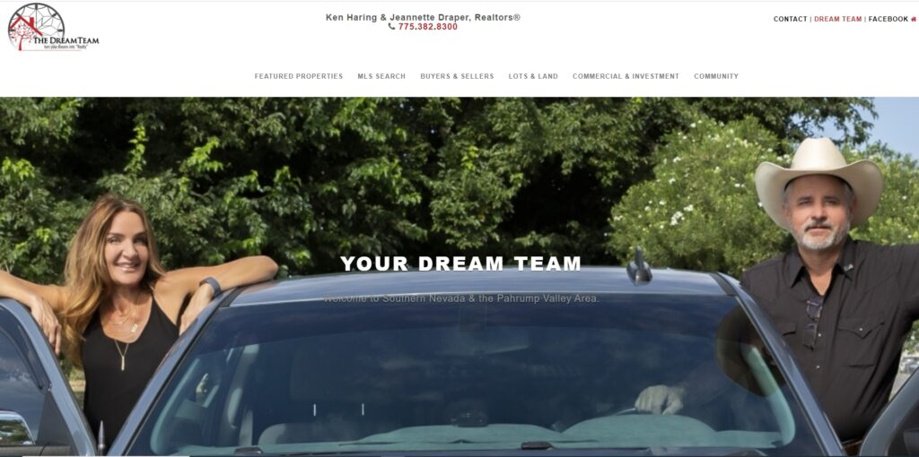 Dream Team Pahrump