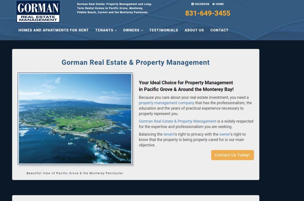 Gorman Real Estate & Property Management